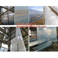 China Agriculture PO film greenhouse clear plastic film,Greenhouse plastic HDPE printed film for bituminous Waterproof Membran on sale