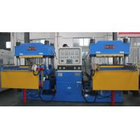 China Hot Plate 1000X1000 300 Tons Rubber Vulcanizing Machine 2RT Die Opening on sale