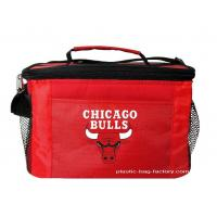 Buy cheap Insulated Snack / Wine Cooler Bag Carry Bag 600D polyester + EPE coated with Aluminum Foil from wholesalers