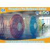China Bola inflable del agua del poliéter TPU del rodillo inflable enorme comercial del agua con CE wholesale