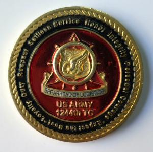 Buy cheap Монетки армии США металла военные с мягким цинком эмали/краски черным сплавляют материал from wholesalers