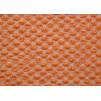 China Flexible Bubble Flexible Stretchy Lace Fabric , Nylon / Spandex And Cotton on sale