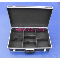 China Hand Tool Boxes/Hand Tool Boxes/Detachable Tool Cases/Black ABS Tool Cases wholesale