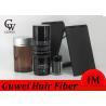 China 12 Colors Plus Hair Fibers Thinning Hair Salon Used Hair Loss Fibers FDA Approved wholesale