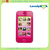 China High Quality Customized Children Toy Mobile Phone with Music Push Buttons wholesale
