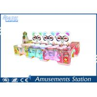 China Fashion Design Amusement Game Machines Multiple Players Ball Rolling Music Play on sale