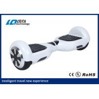 China Waterproof Balancing Smart Scooter With LED Indicator Light 58CM*17CM*18CM wholesale