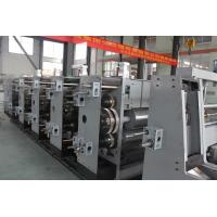 China Corrugated Carton Box Manufacturing Machines 900×1900mm For Paper Printing wholesale