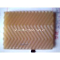 China High tensile Anti-slip wave pattern rubber sheets for shoe soles / boot sole wholesale