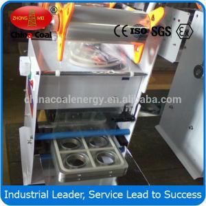 China automatic plastic cup sealing machine wholesale