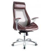 China High Back Swivel Executive Desk Chair , Mesh Back Ceo Office Chair Waterproof wholesale