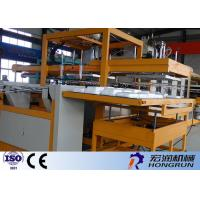 China Double Screw Foam Sheet Making Machine For Food Containers High Output on sale