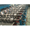 China 8-10m/min Storage Rack Roll Forming Machine , Gear Drive Steel Roll Forming Machine wholesale