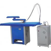 Buy cheap Electric Garment Ironing Table With Steam Generator Hotel Laundry Machines from wholesalers