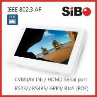 China Q896 Android Panel PC Mountable With Serial Port For Home Automation wholesale