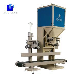 China 10g Scale Interval 50kg Urea DAP Fertilizer Packing Machine on sale
