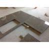 China Tropical Brown Granite Prefab Stone Countertops Elegant Appearance wholesale
