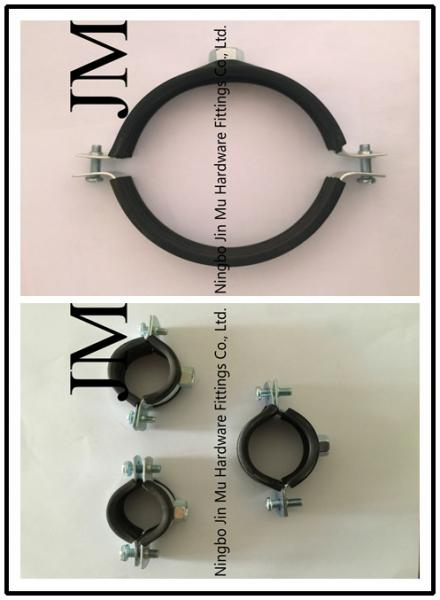 Pipe hanger clamps images