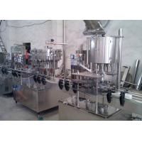 Buy cheap Automatic Zip - Top Cans Glass Bottle Washing Machine For Food Industry from wholesalers