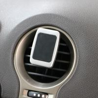 China Universal Rectangle Magnetic Car Air Vent Mount Holder Phone Stand Cradle for Samsung S7 S8 wholesale