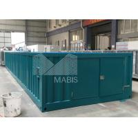 China Customized Shipping Container Apartments , Outdoor Use Container Swimming Pool on sale