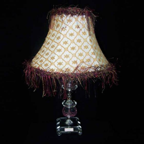 Crystal Lamp Deco Images