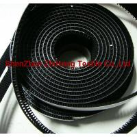 China Waterproof Strong Sticky Adhesive Hook Loop Tape With High Temperature Resistant on sale