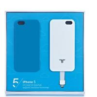 China High Capacity Iphone External Battery Charger , Magnetic Power Banks for iPhone 5 wholesale