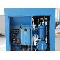 China Portable Rotary Screw Air Compressor With PM Motor 6~8bar 15hp Variable Frequency Drive wholesale