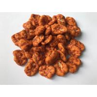 Buy cheap Hot Spicy Garlic Flavor Coated Fried Fava Beans Snack BRC Certificate from wholesalers
