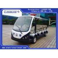 Buy cheap 11 Person Electric Shuttle Car , Motorised Golf Buggies Y111B 11 SEATERS from wholesalers