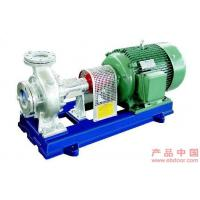 China Single-Stage Suction Hot Oil Pumps For Industrial , Cantilever Type on sale