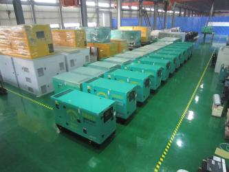 Shanghai Jinfa Generator Sets Co.,Ltd.