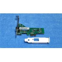 China 1000Mbps Intel I210 Chipset Single Port Fiber Optic Network Interface Card PCIE Interface SFP Slot Network Adapter wholesale