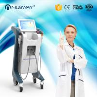 China Beauty Salon Fractional RF Microneedling Machine Using Sterilized Disposable Needle Tip on sale
