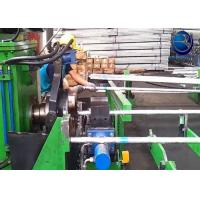 China GI Water Pipe Electric Stainless Steel Automatic Pipe Threading Machine Type 114 wholesale