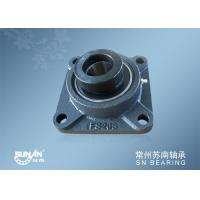 China Automatic Aligning Cast Iron Pillow Block Bearing Good Sealing Units For Food Machine wholesale