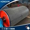 China Ralentissement en acier de poulie de convoyeur de charbonnage de machines de ciment de 15 millimètres wholesale