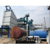 30KW Shaft - Mounted Reducer Asphalt Batch Mix Plant With Anti - Reversal Device