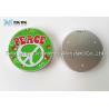 Buy cheap Custom Professional Pocket Makeup Mirror Promotional Handbag Compact Mirror from wholesalers
