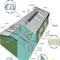 New Design of Industrial Steel Building (SS-328) Industrial Steel Structure building