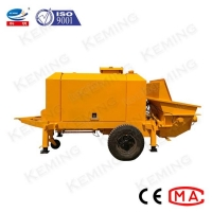 China Construction Hydraulic 10Mpa 30m3/H Small Concrete Pump wholesale