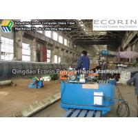 China Continuous FRP Winding Machine For Glass Steel Storage Tanks / Pipelines Production wholesale