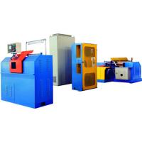 China Flux Cored Wires Winding Machine , Wire Coiling MachineMotor Drive Payoff wholesale