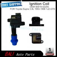 China TOYOTA SUPRA 1994 - 1998 IGNITION COIL 90919-02205 on sale