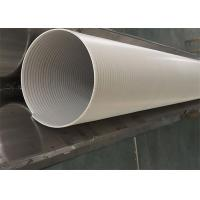 China Anti - Static Oriented Smoking Air Duct Tubing Universal Shaped Exhaust Duct wholesale
