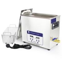 To Clean Vinyl records effective wholesale heating power 200W JP-031S 6.5L 40KHz  ultrasonic record cleaner manufacturer