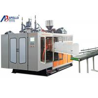 China 10L Oil Jerry Can HDPE Blow Moulding Machine , Plastic Water Bottle Making Machine wholesale