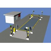 China Automotive Vehicle Weighing Systems Electronic Inmotion Weighbridge 30-200T on sale