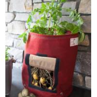 China Multi Color Plant Grow Bags Gardening Non - Woven Material Customized Volume wholesale